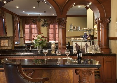Interior Design Lancaster Pa Gallery Classic Traditional 14 Bar Detail (2)