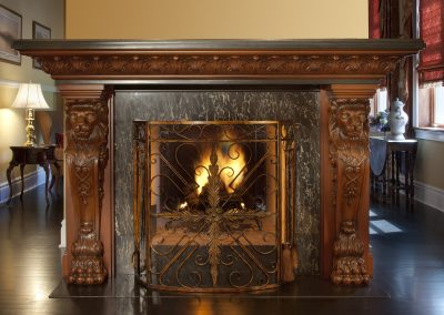 Interior Design Lancaster Pa Gallery Classic Traditional 18 Fireplace Mantle