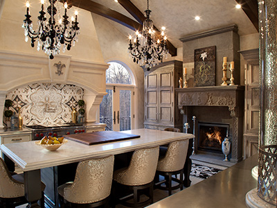 Interior Designer Lancaster PA | French Creek Chateau