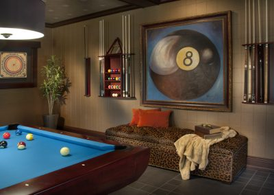 Interior Design Lancaster Pa Gallery Mens Club 2 8 Ball Wall1