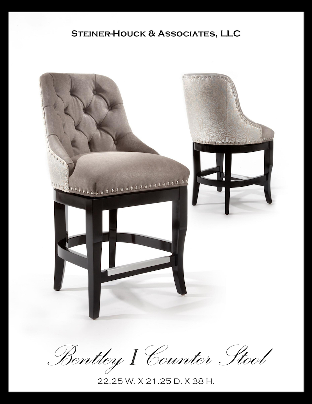 Interior Design Lancaster Pa Gallery Private Upholstery Collection 2 Bentley I Counter Stool Page