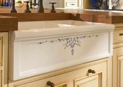 Interior Design Lancaster Pa Gallery Provencal 7 Kit SInk Detail